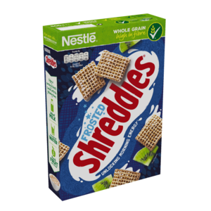 NESTLE SHREDDIES CON GLASSA 500G