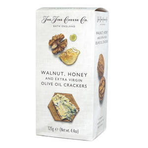 THE FINE CHEESE CO. WALNUT & HONEY 125g