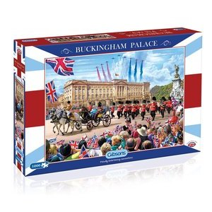 GIBSONS PUZZLE DI BUCKINGHAM PALACE (500PZ)