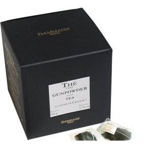 DAMMANN FRERES GUNPOWDER TEA 25S