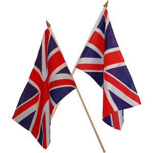 SMALL UNION JACK FLAG