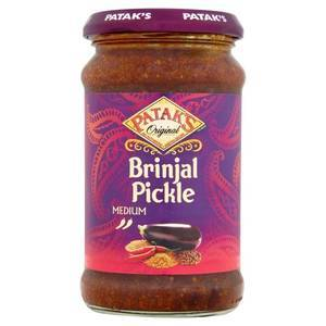 PATAK'S BRINJAL PICKLE 283G
