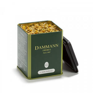 DAMMANN FRERES LOOSE CAMOMILE TEA 35G best by 12/2020
