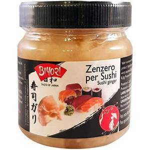 BIYORI PICKLED GINGER 150G