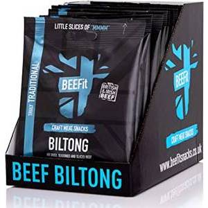 BEEFIT STEAK BILTONG 35G