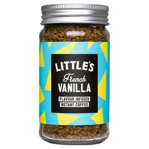 LITTLE'S INSTANT COFFEE VANILLA 50G