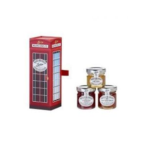 WILKIN & SONS PHONE BOX WITH 3 MARMALADES 112G