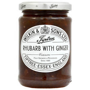 WILKIN & SONS RHUBARB & GINGER CONSERVE 340G