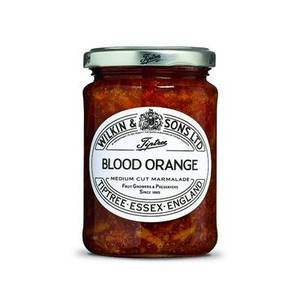 WILKIN & SONS BLOOD ORANGE MARMALADE 340G