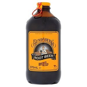 BUNDABERG ROOT BEER 375ML best by 10/10/2019