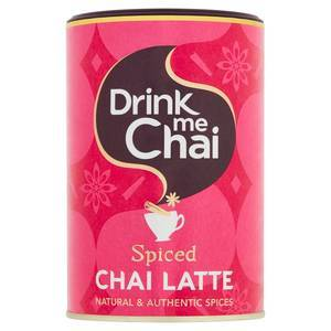 DRINK ME CHAI LATTE - SPICED 250G