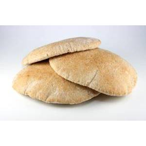 COOP WHOLEMEAL PITTA 6PCS