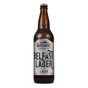 WHITEWATER BELFAST LAGER 50CL
