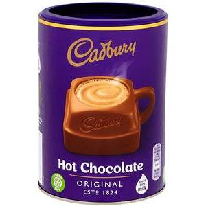 CADBURY HOT CHOCOLATE 500G