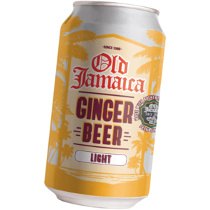 D AND G OLD JAMAICA LIGHT GINGER BEER 330ML