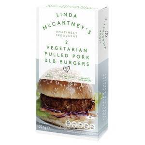 LINDA MCCARTNEY PULLED PORK BURGER 227G