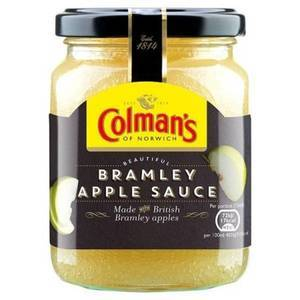 COLMANS BRAMLEY SAUCE 155G