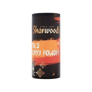 SHARWOOD'S MEDIUM CURRY POWDER 102G