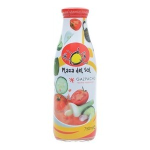 PLAZA DEL SOL GAZPACHO 750ML
