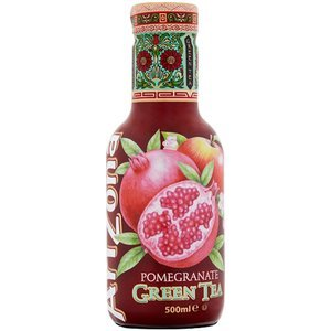 ARIZONA POMEGRANATE GREEN TEA