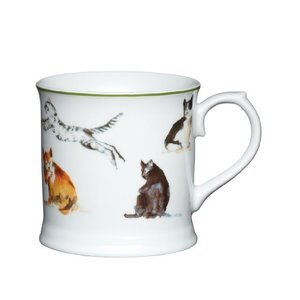 KITCHEN CRAFT CAT MUG