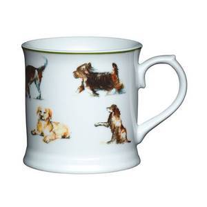 KITCHENCRAFT DOG MUG 400ml