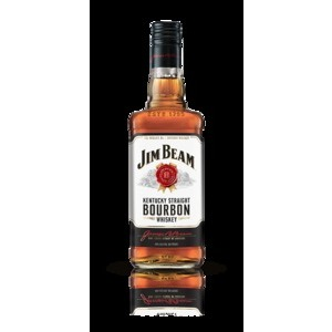 JIM BEAM BOURBON WHISKY 1L