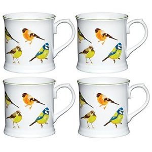 KITCHEN CRAFT BIRD MUG