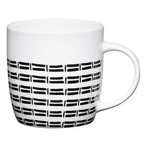 KitchenCraft China Tribal Barrel Mug
