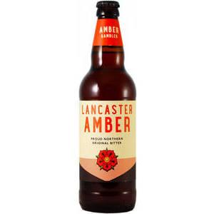 LANCASTER AMBER BEER 50CL