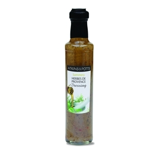 ATKINS & POTTS HERBES DE PROVENCE DRESSING 220G best by 01/11/2020