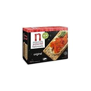 NAIRNS GF FLAT BREADS 150G