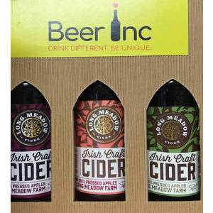 BEER INC. LONG MEADOW GIFT BOX