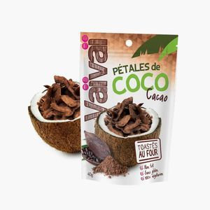 VAIVAI COCONUT CHIPS WITH CHOCOLATE  20G