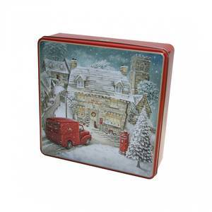 GRANDMA WILD'S WINTER VILLAGE TIN 400G
