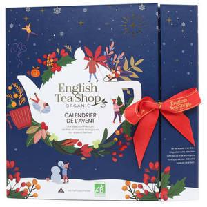ENGLISH TEA SHOP ADVENT CALENDER BLUE BOOK