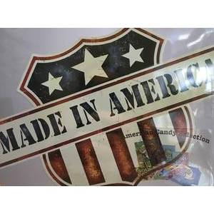 MADE IN AMERICA - AMERICAN CANDY TIN 294G