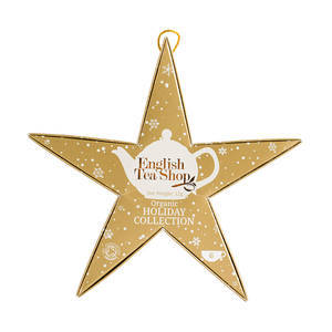 ENGLISH TEA SHOP GOLD STAR GIFT BOX (5s)