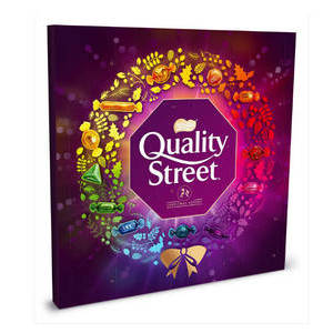 QUALITY STREET ADVENT CALENDAR 232G