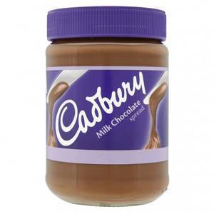 CADBURY CIOCCOLATO SPALMABILE 400G (copia) best by 01/2020