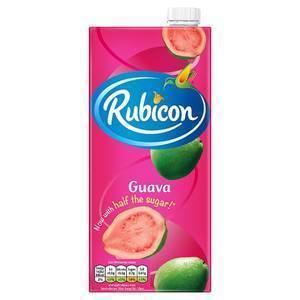 RUBICON GUAVA JUICE 1L (copia) da consumarsi preferibilmente entro 01/2020