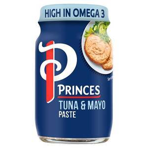 PRINCES TUNA & MAYO PASTE 75G