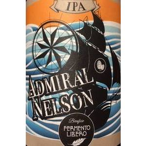 FERMENTO LIBERO ADMIRAL NELSON IPA 50CL best by 08/2020