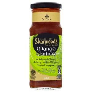 SHARWOOD'S MANGO CHUTNEY 227G
