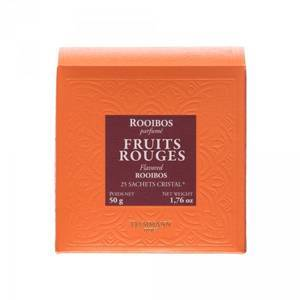 DAMMANN FRèRES ROOIBOS FRUITS ROUGES 25 BAGS