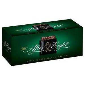 AFTER EIGHT MINT CHOCOLATE THINS 300g