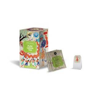 MINISTRY OF TEA PURE GREEN TEA 20S