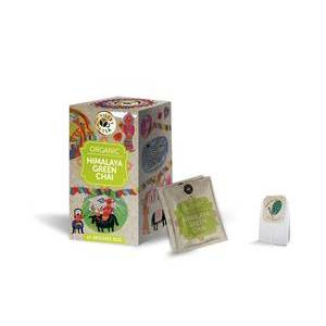 MINISTRY OF TEA HIMALAYA GREEN CHAI 20S