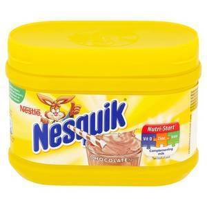 NESQUIK CHOCOLATE 300G (copia) best by 07/2020