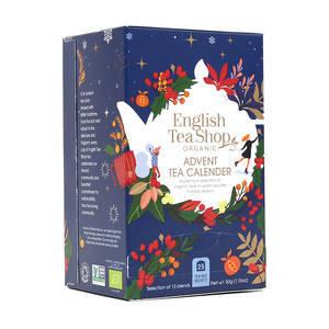 ENGLISH TEA SHOP ADVENT CALENDAR 25S
